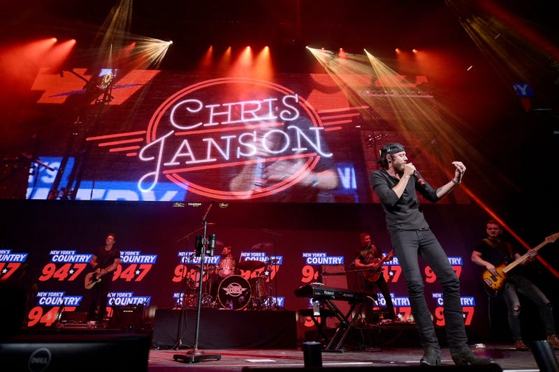 Chris Janson at 'Stars and Strings'