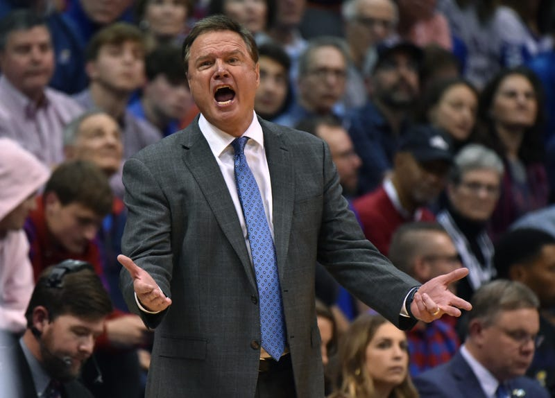 Bill Self is looking for his second National Title.