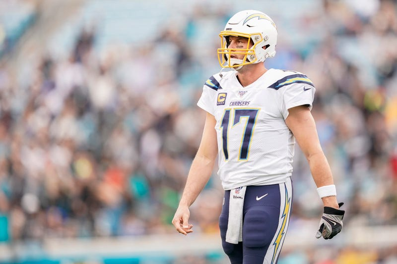 Philip Rivers has spent his entire career with the Chargers.