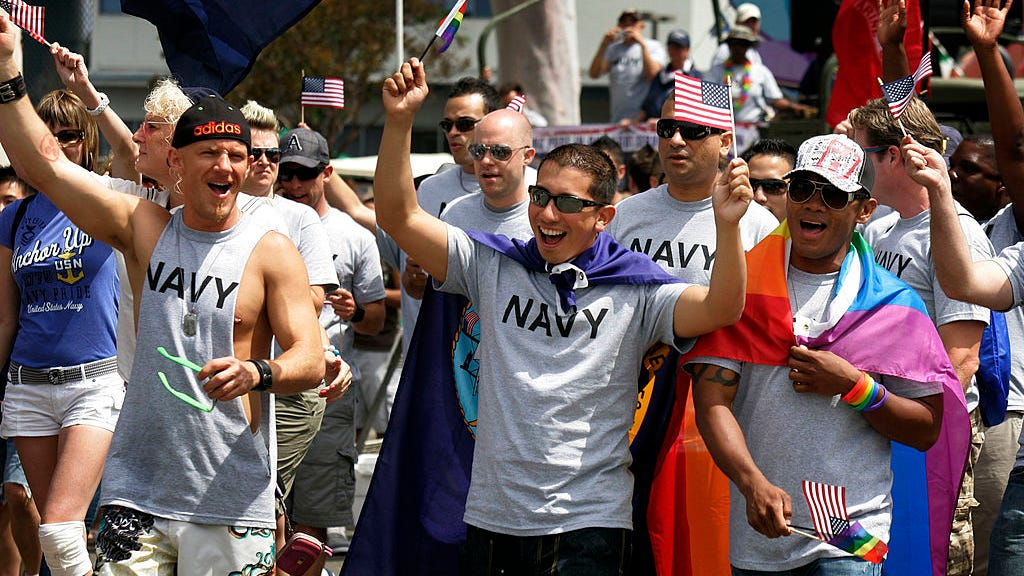 LGBTQ vets discharged under 'Don't Ask, Don't Tell' to receive full benefits