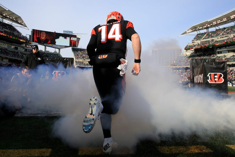Could long-time Bengals starter Andy Dalton be on the move?