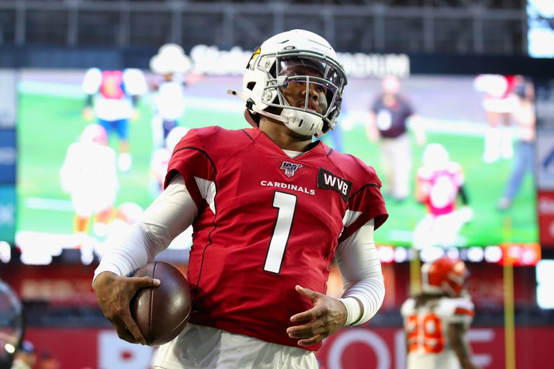 Kyler Murray and the Cardinals won in Week 15.