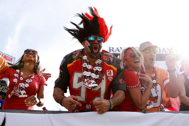 Buccaneers Fans