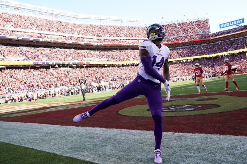 Stefon Diggs makes the Bills' offense even more potent
