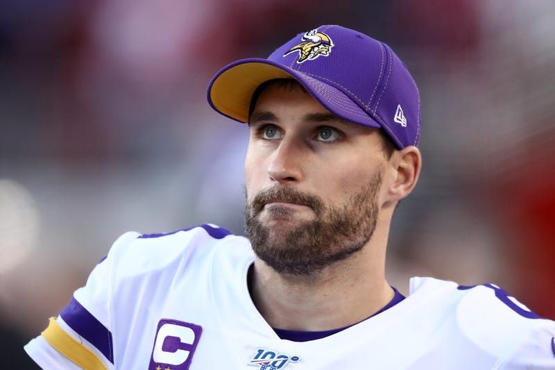 Vikings QB Kirk Cousins raises awareness about human trafficking