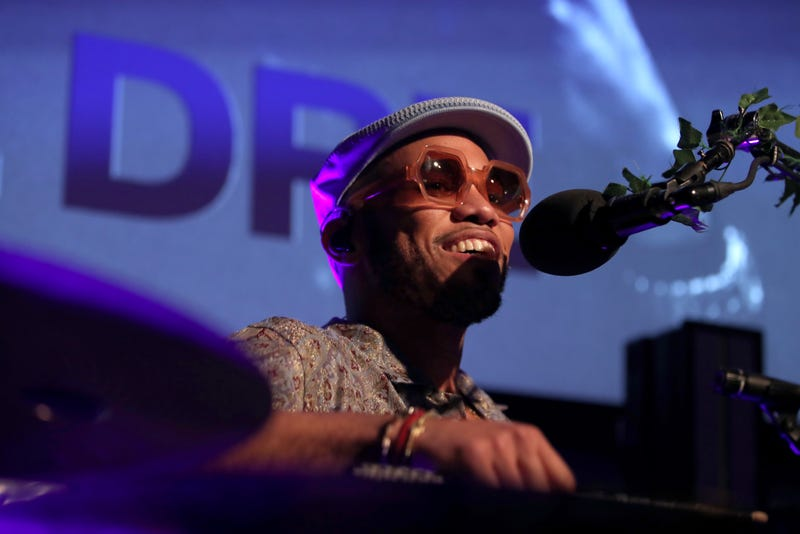 Anderson .Paak performs onstage during the Producers & Engineers Wing 13th annual GRAMMY week event honoring Dr. Dre