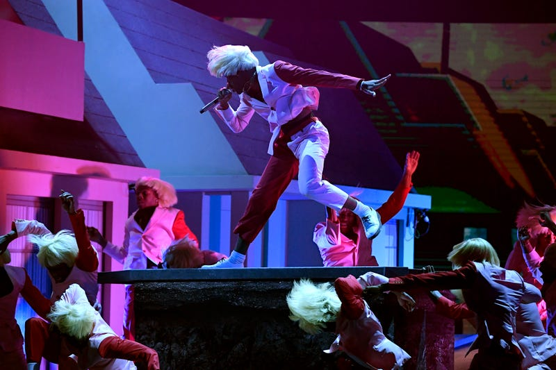 Tyler the Creator performs onstage during the 62nd Annual GRAMMY Awards