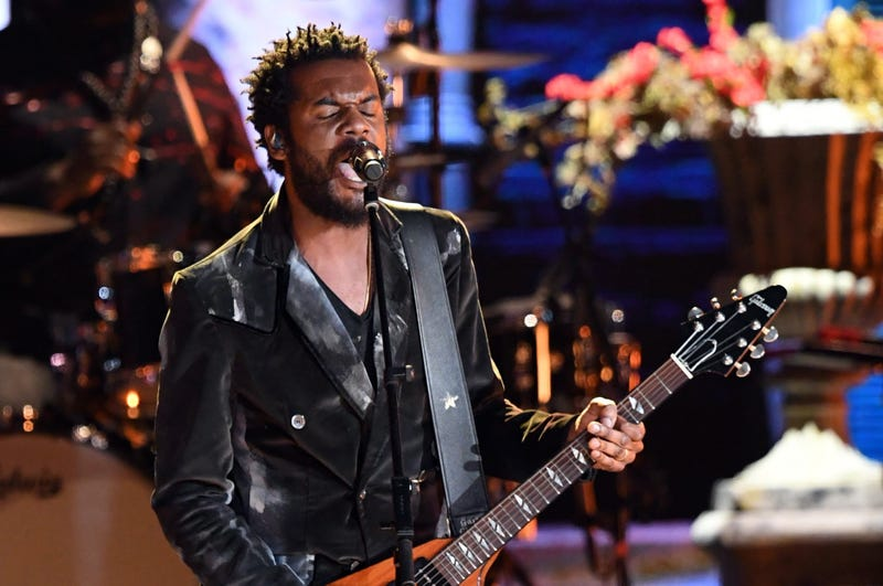 Gary Clark Jr. performs onstage during the 62nd Annual GRAMMY Awards