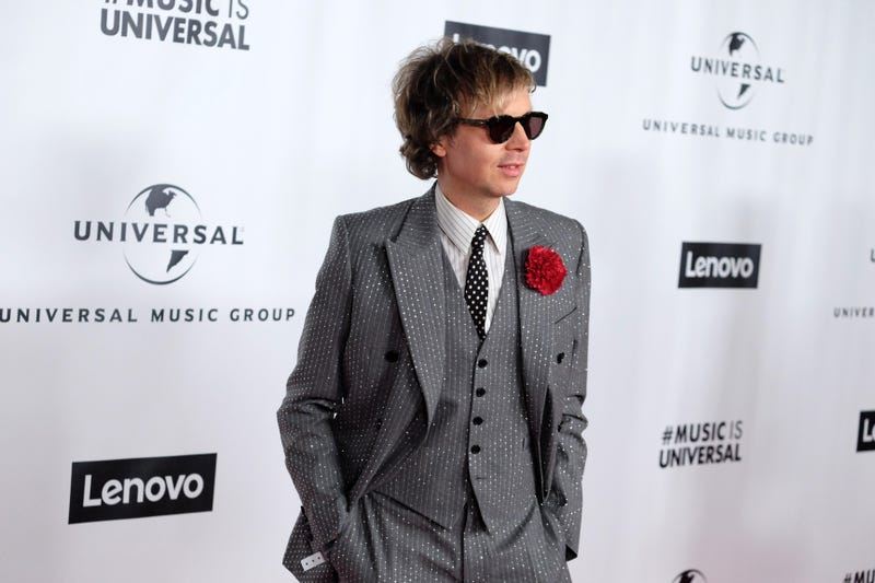 beck at universal after party