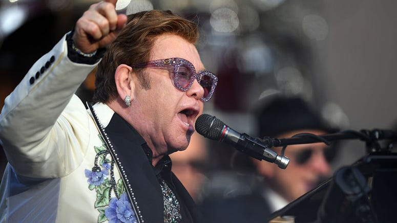 Elton John: 'There are other songs... that I want to sing'