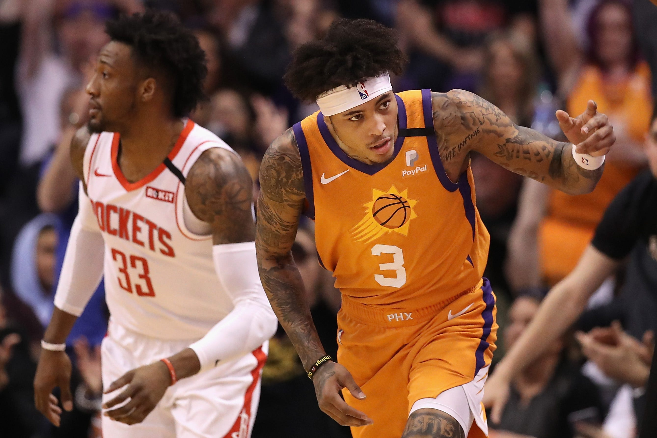 Warriors newcomer Kelly Oubre excited to play for an owner 'who actually cares'
