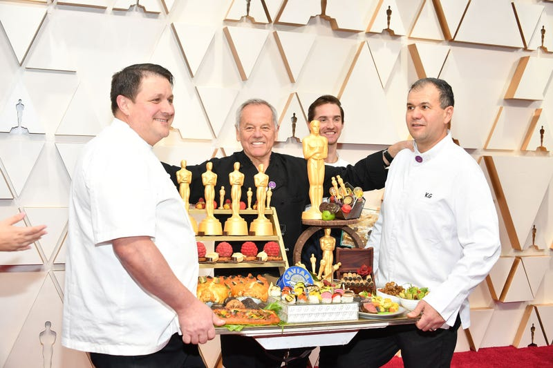 wolfgang puck at 2020 oscars