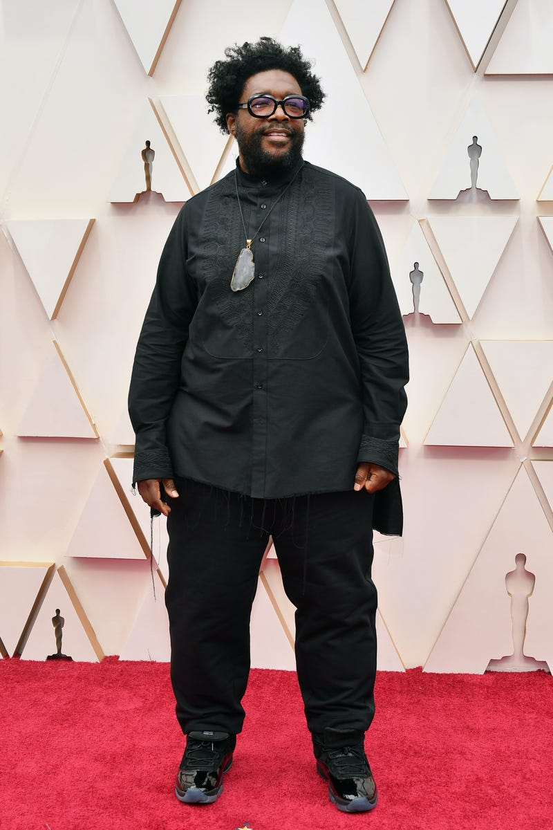 questlove at the 2020 oscars