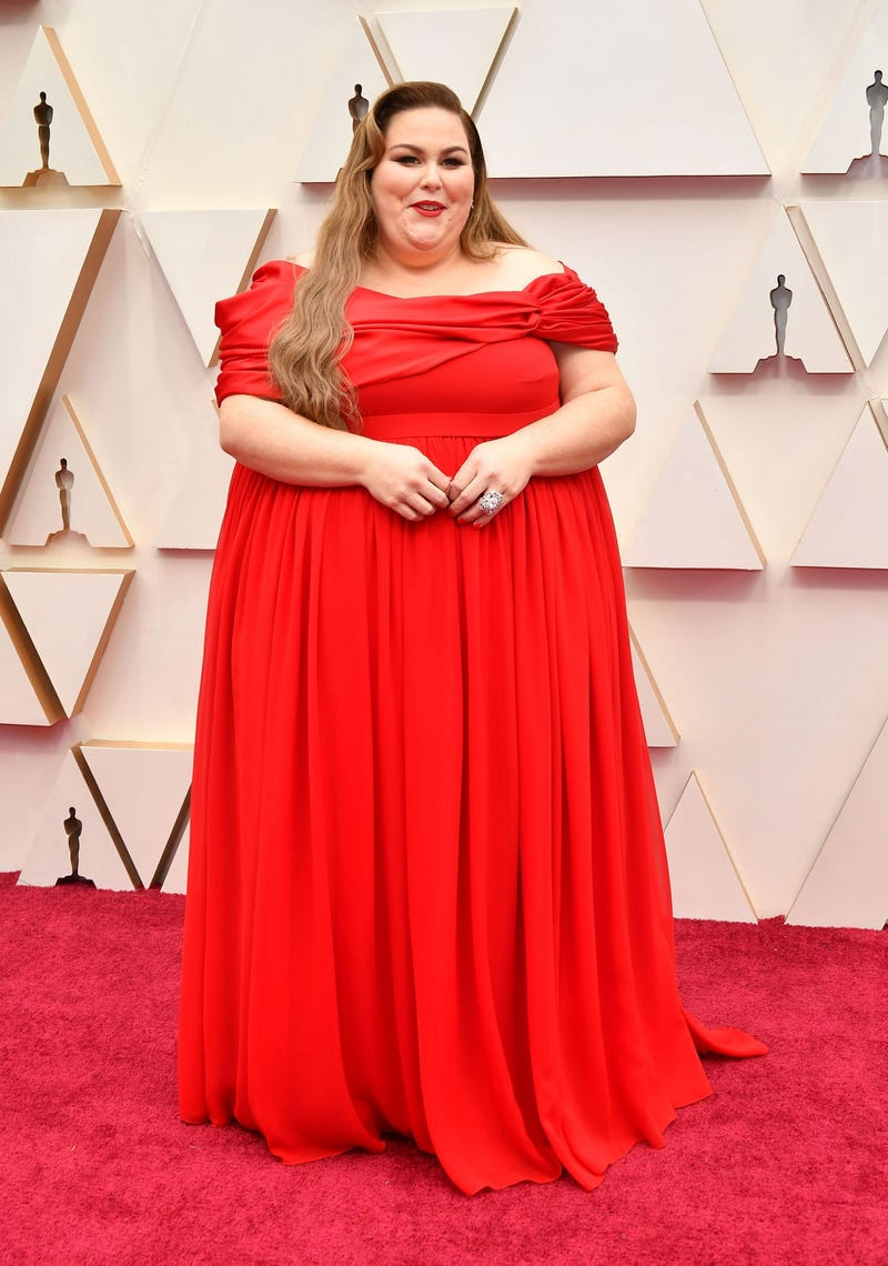 chrissy metz at 2020 oscars