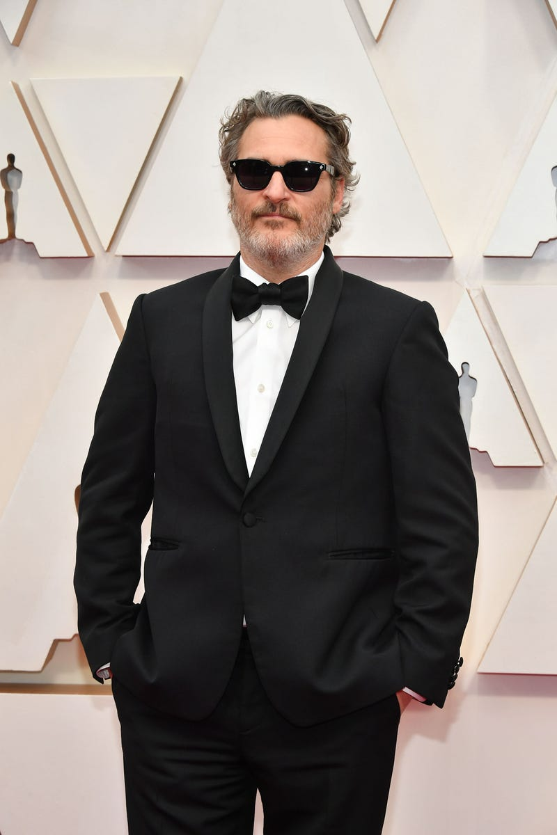 joaquin phoenix at the 2020 oscars