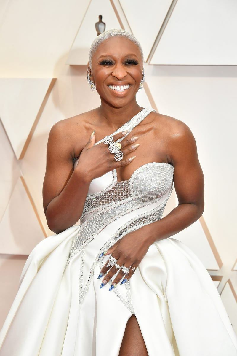 cynthia erivo at 2020 oscars