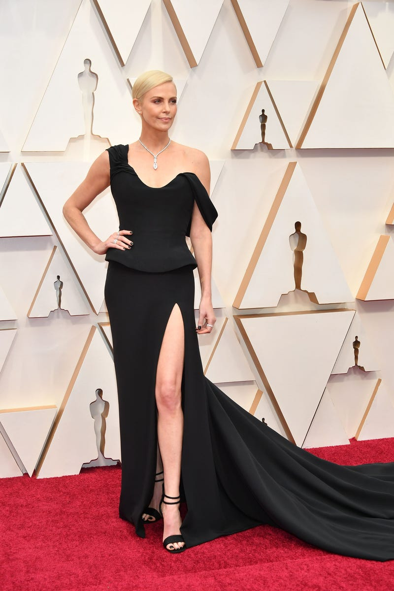 charlize theron at 2020 oscars