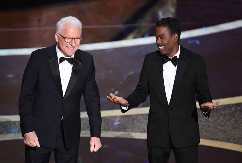 steve martin and chris rock at 2020 oscars