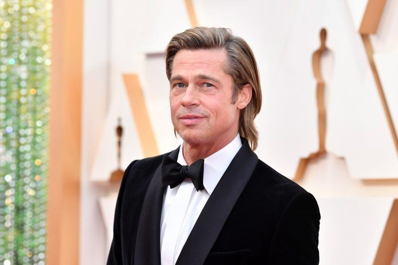 Brad Pitt at the Academy Awards