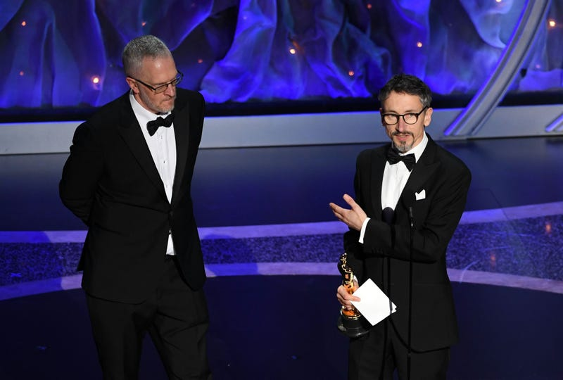 1917 wins sound mixing at 2020 oscars