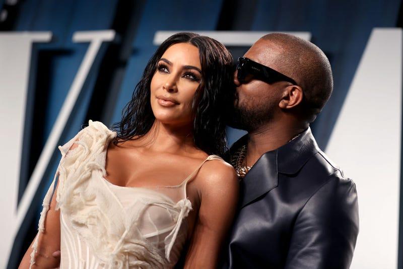 Kim Kardashian and Kanye West file for divorce