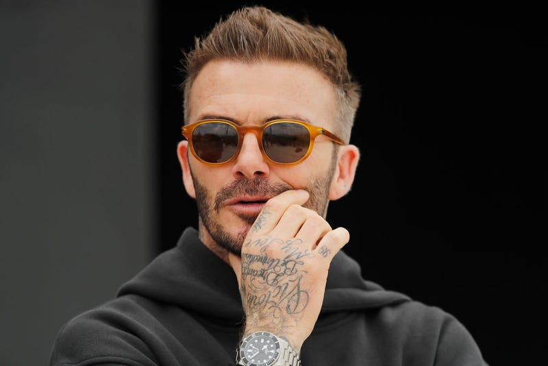 Owner and President of Soccer Operations of Inter Miami CF David Beckham