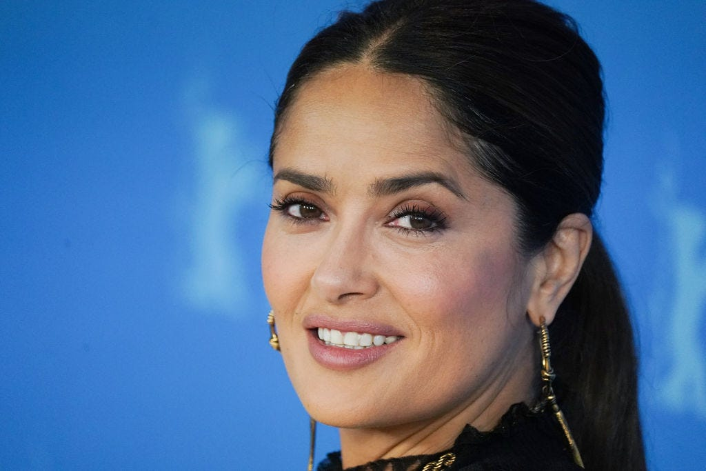 GettyImages1208802617 e67de6db bb20 4596 b002 9fd9e84df39c Salma Hayek says she isn 8217 t going to stop posting bikini selfies 8216 I have no shame on it 8217 PHOTOS 8211 97 1 The Ticket