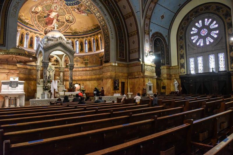 Brooklyn church
