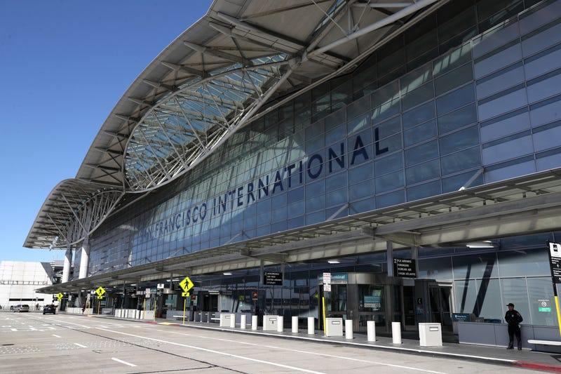 San Francisco International Airport is now the first U.S. airport to require all workers to be vaccinated against COVID-19.