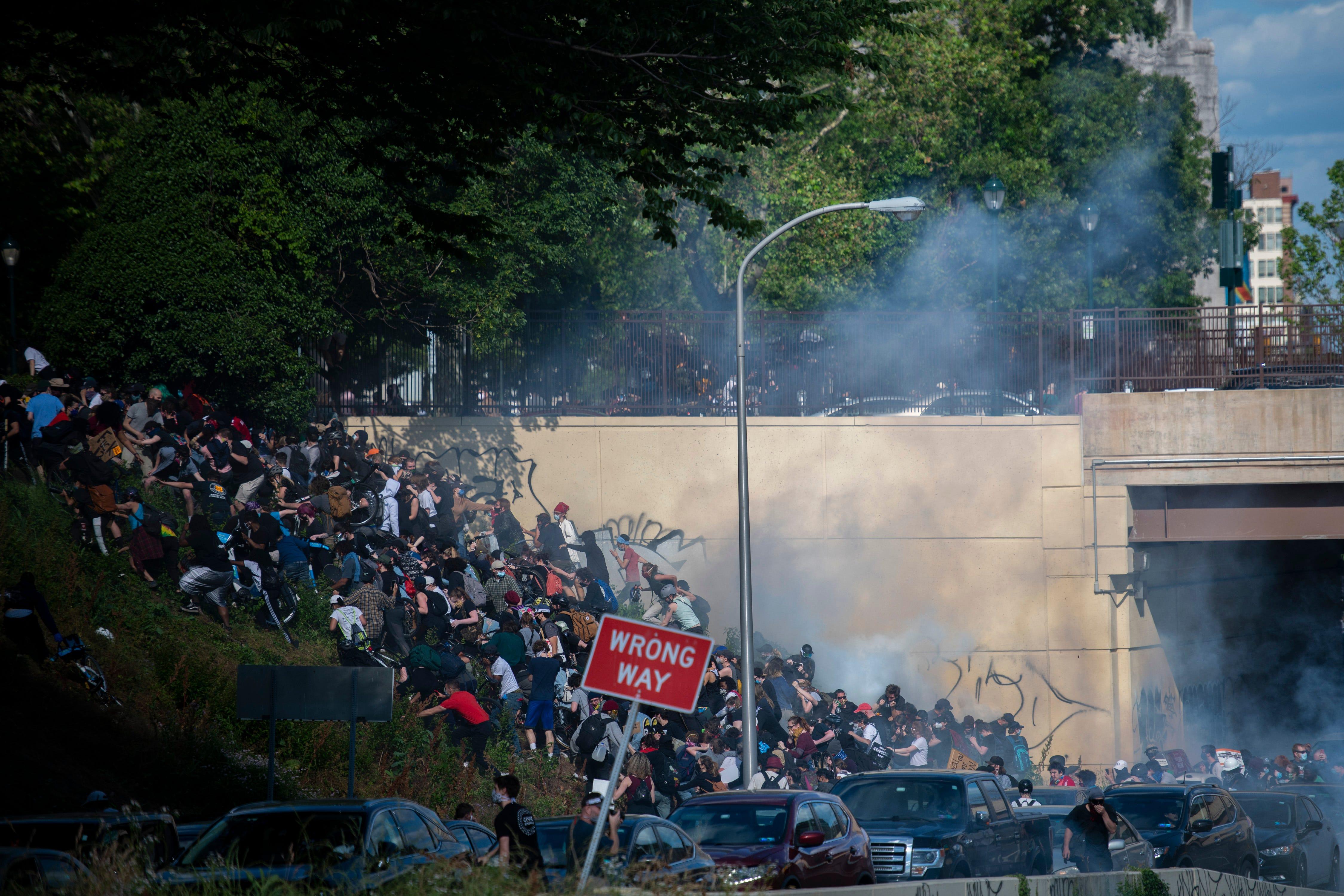 New report says city lacked leadership, planning amid Philadelphia civil unrest