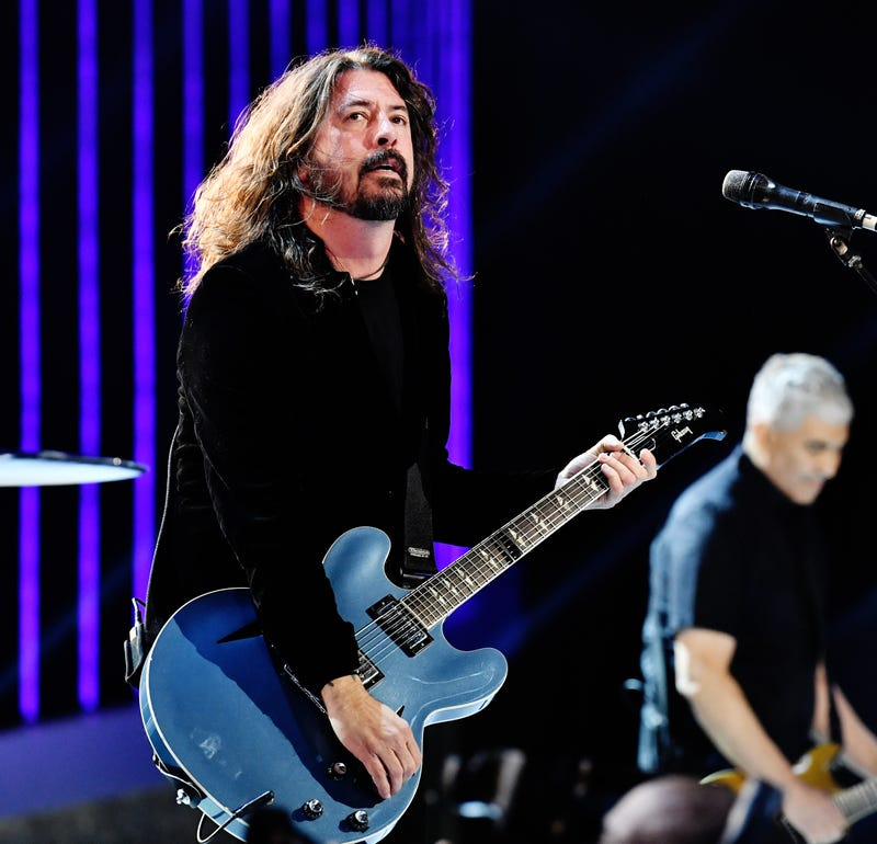 Dave Grohl/ Foo Fighters