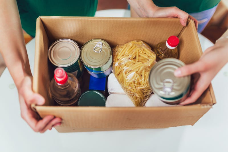 Food insecurity spike for holiday amid COVID-19 surge