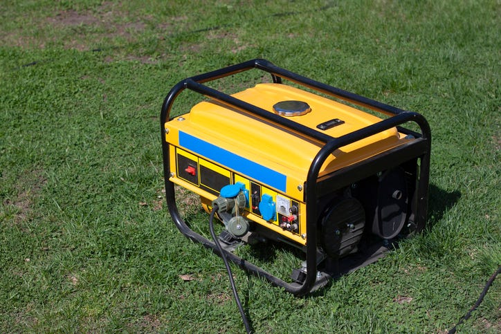 Picture of a generator