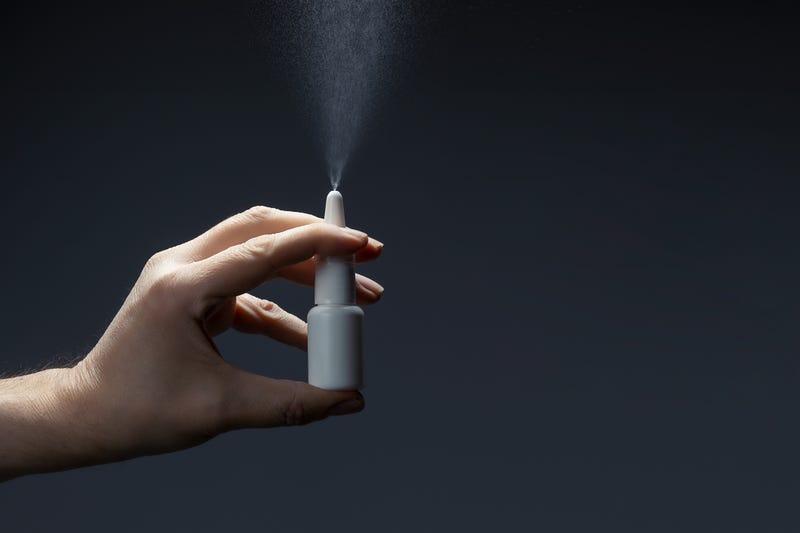 nose spray