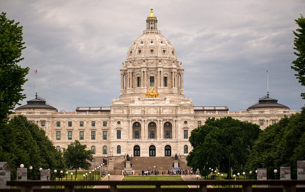 Minnesota State Capitol will reopen to public