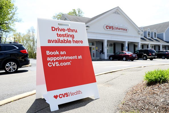 Cvs Walgreens To Offer Free Covid Vaccines To Seniors