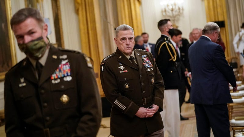 Gen. Mark Milley, chairman of the Joint Chiefs of Staff