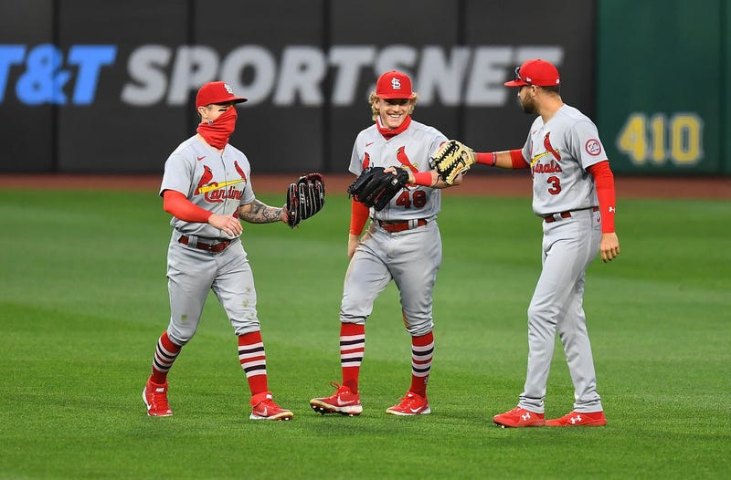 Cardinals outfielders