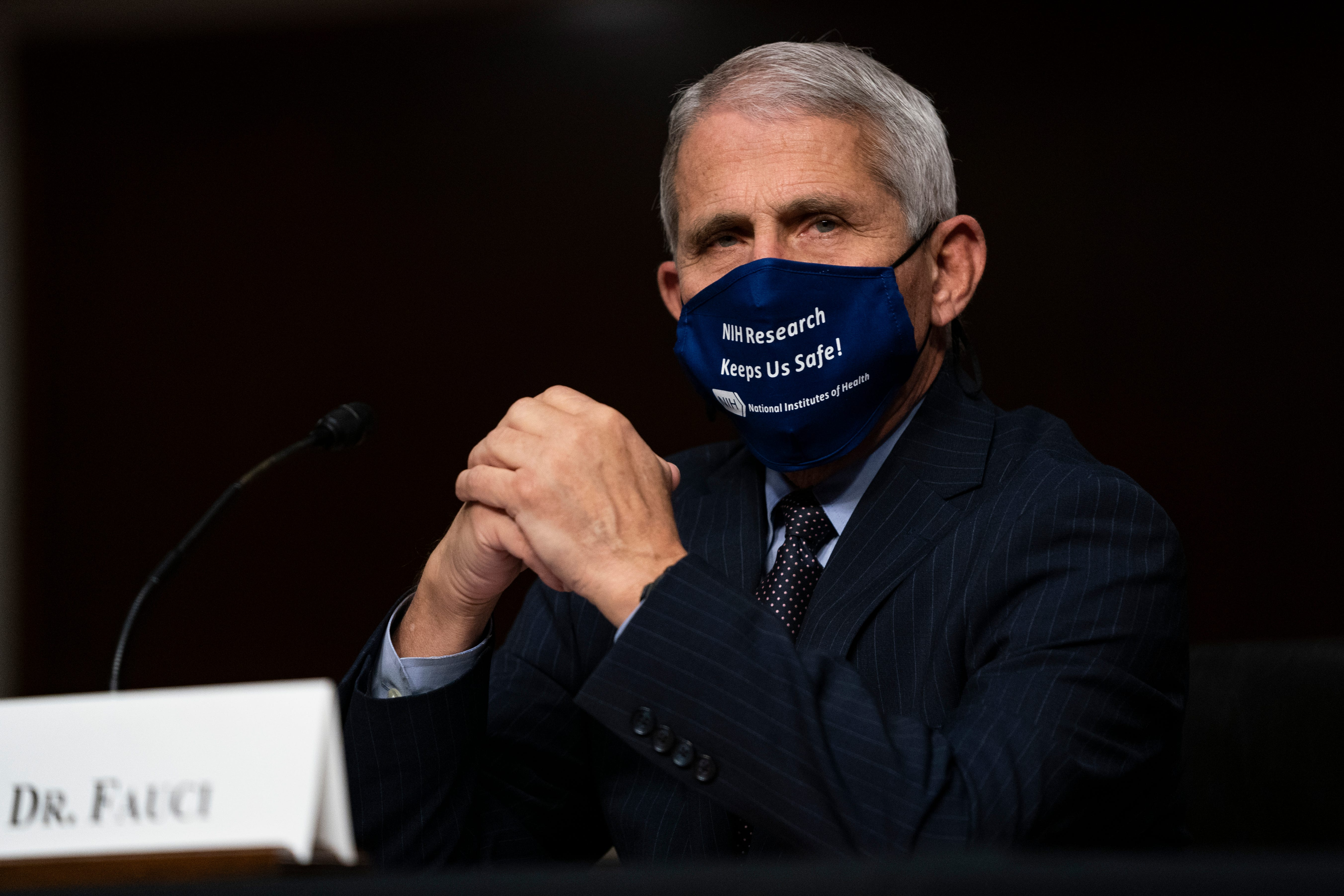 Fauci says mask mandate may be necessary as COVID-19 cases surge across US