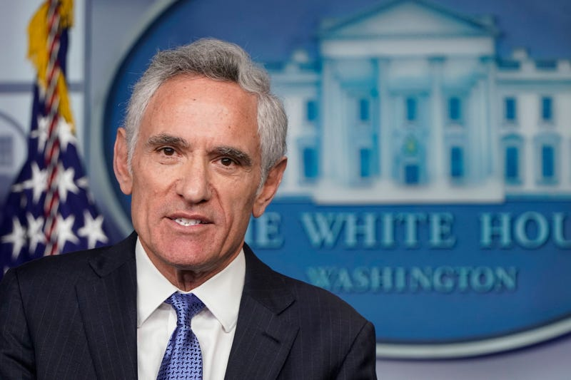Dr. Scott Atlas, member of the White House's coronavirus task force, speaks at a news conference in the briefing room of the White House on September 23, 2020 in Washington, DC.