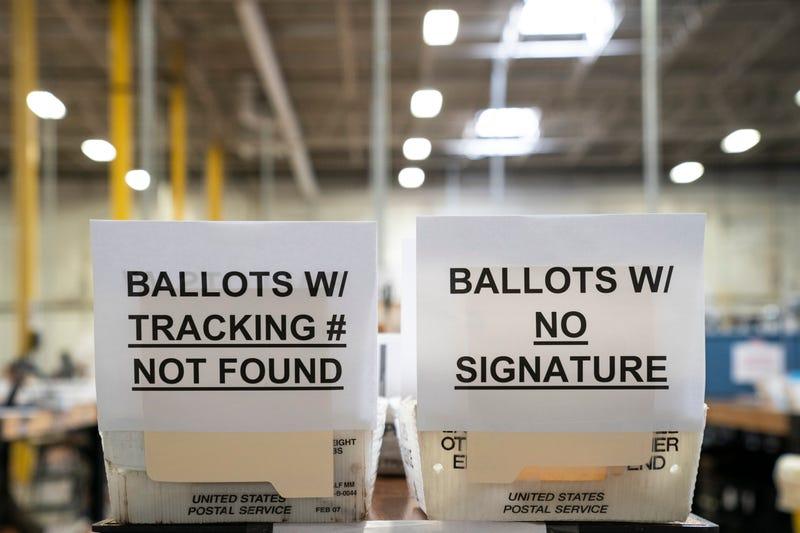Mail-in ballot errors