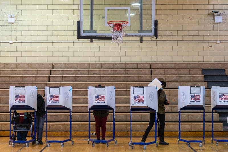 voting in NYC