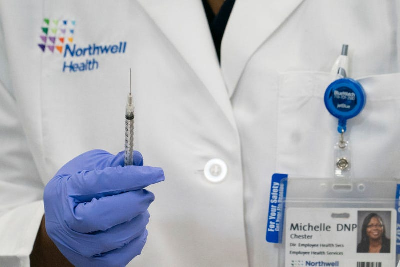 New York's largest health care provider has fired 1,400 employees for refusing Covid vaccine shots