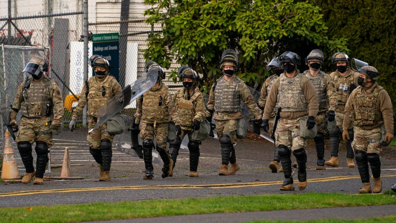 State capitols step up security, deploy National Guard after FBI warns of armed protests