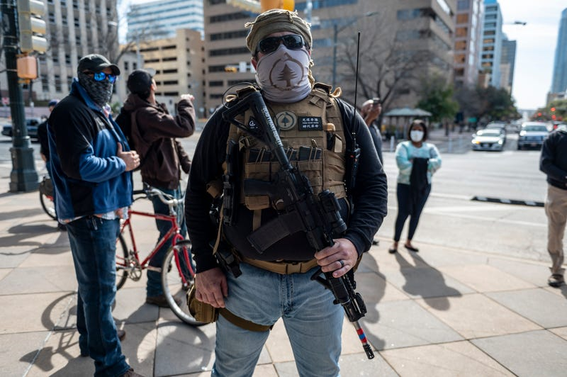 Texas State Capitol protests