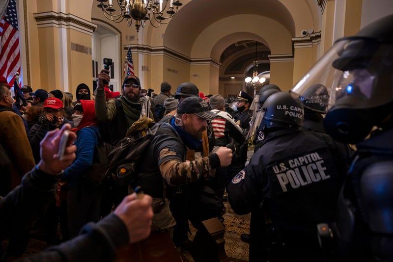 Jan. 6 riots.