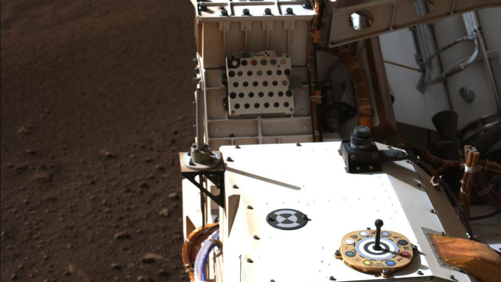 New 'puzzle' pieces of Mars history discovered by NASA