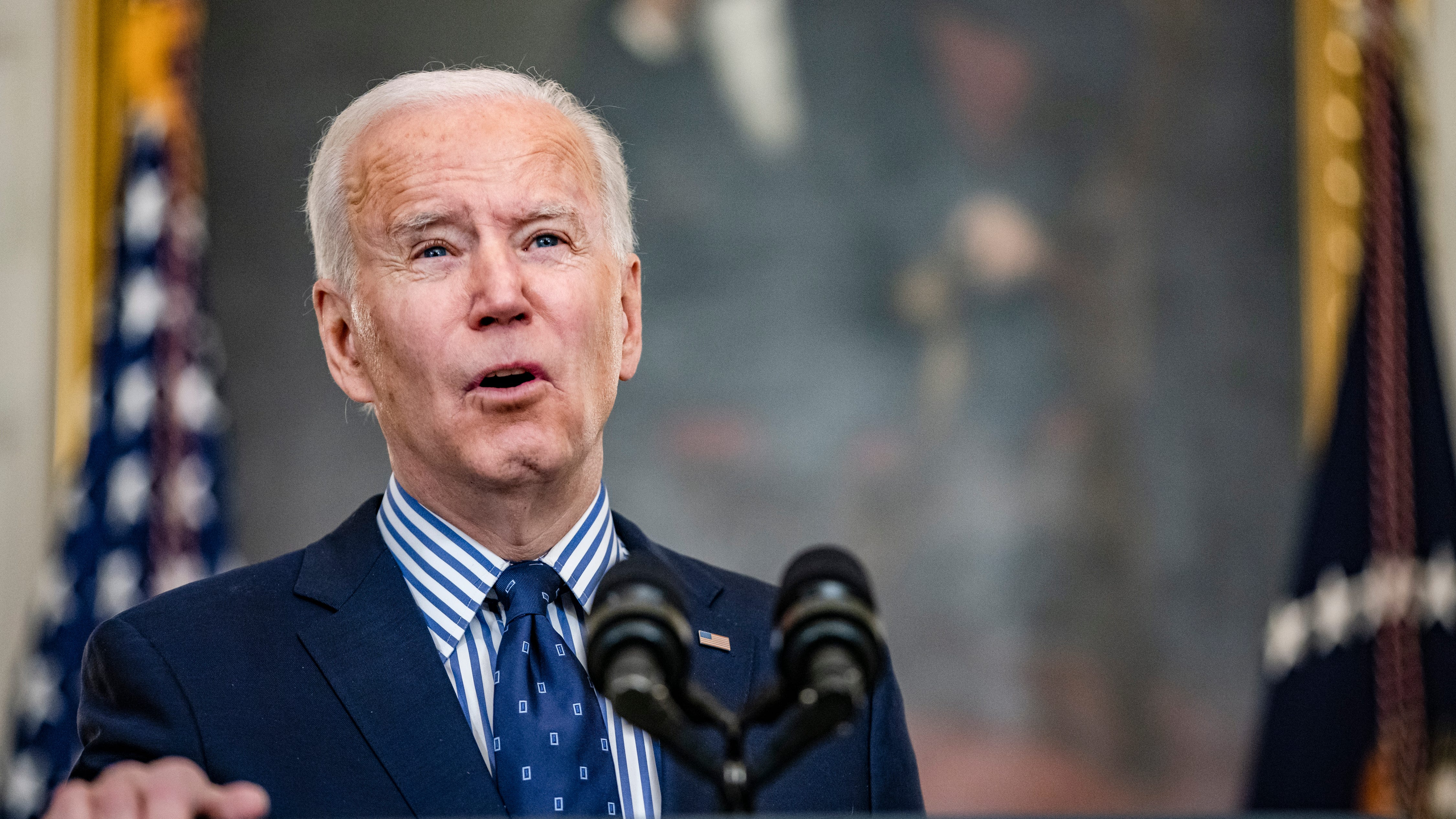 'America is coming back': Biden tells states to make all adults eligible for COVID-19 vaccines by May 1