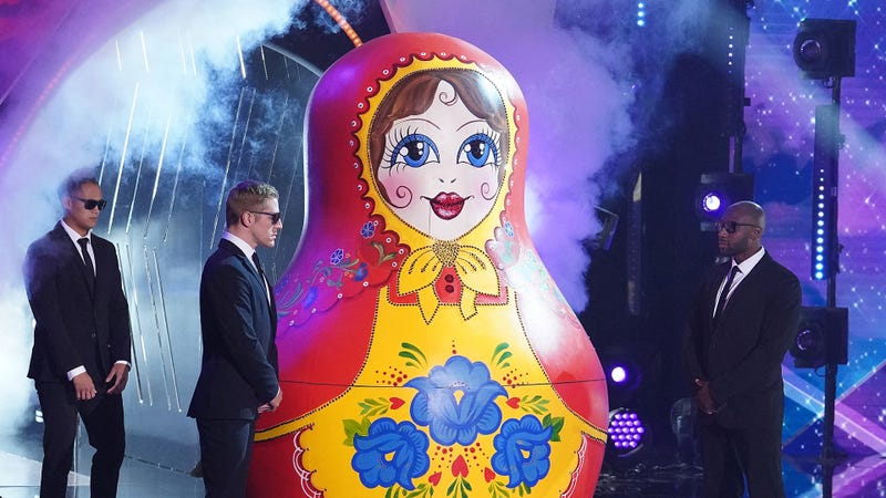 Russian Doll on Fox's The Masked Singer