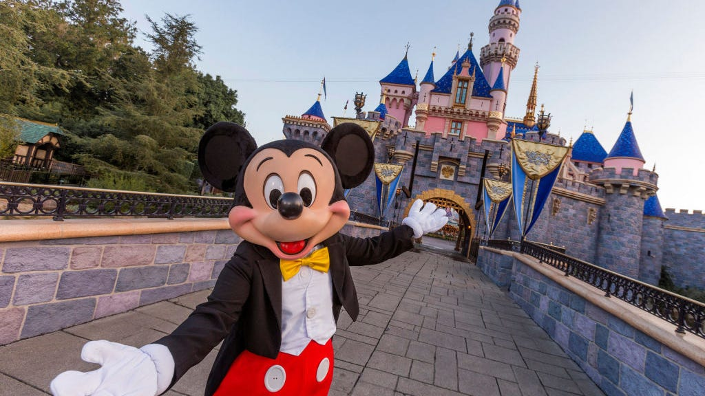 Will long lines become a thing of the past for theme parks like Disneyland?